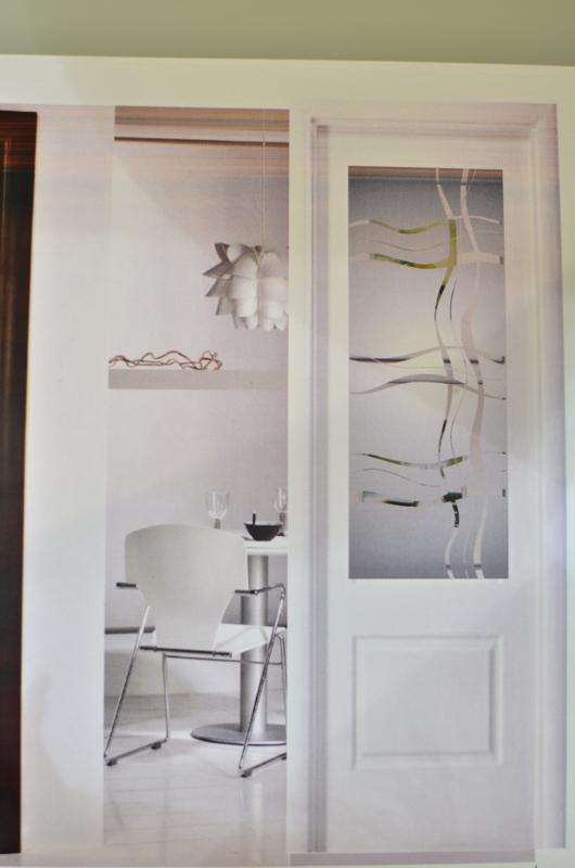 Cristaler as en zaragoza enmarcaciones en zaragoza - Cristales decorativos para puertas de interior ...